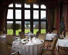Lake View Restaurant, Armathwaite Hall