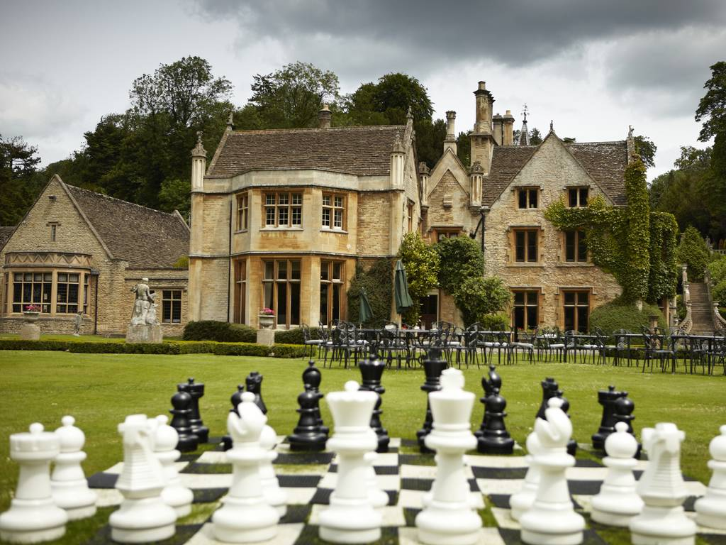 Manor house castle combe hotel in bath and country and for Luxury hotel breaks