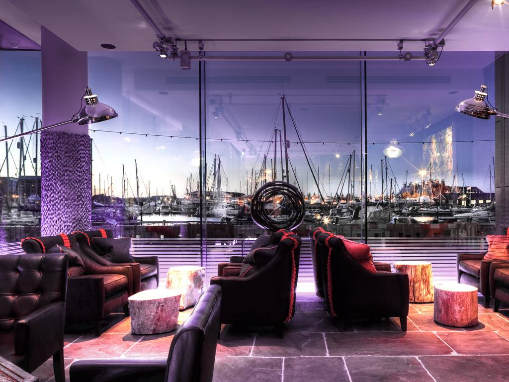 Salthouse Harbour Hotel In East Anglia And Ipswich Marina