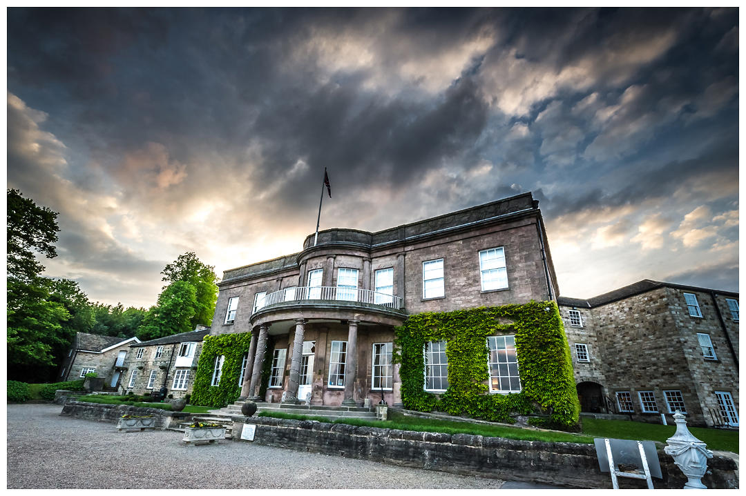 Wood hall hotel spa in yorkshire the north east and nr for Luxury hotel breaks
